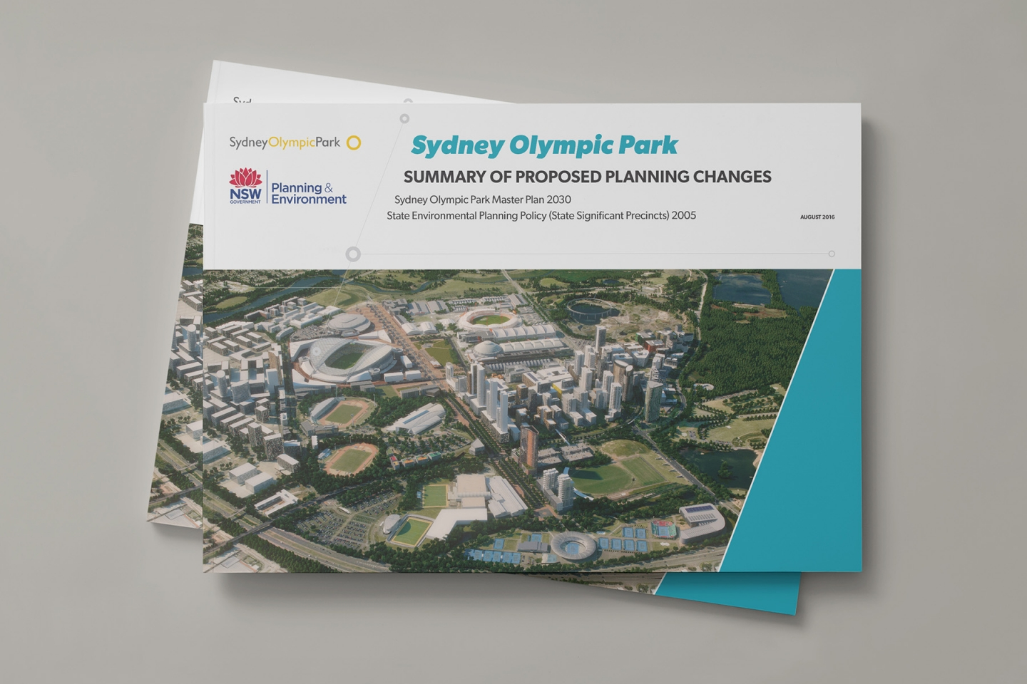 Department of Planning: Sydney Olympic Park Report