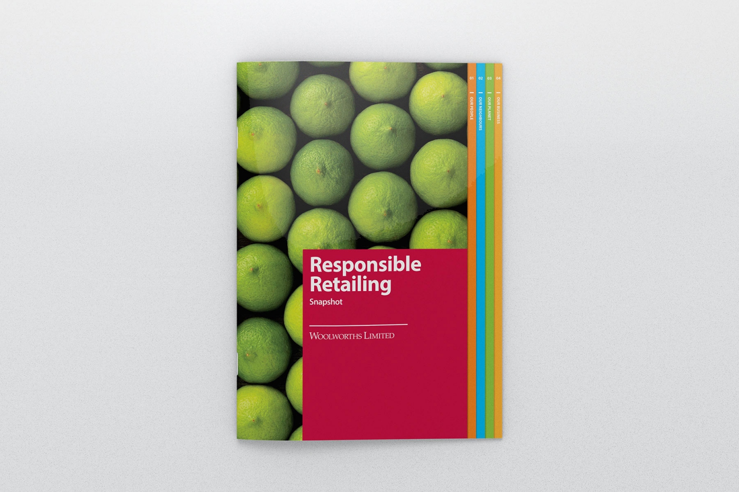 Woolworths: Sustainability Report