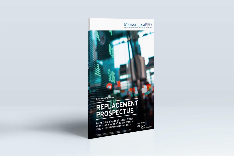 Mainstream BPO: Prospectus