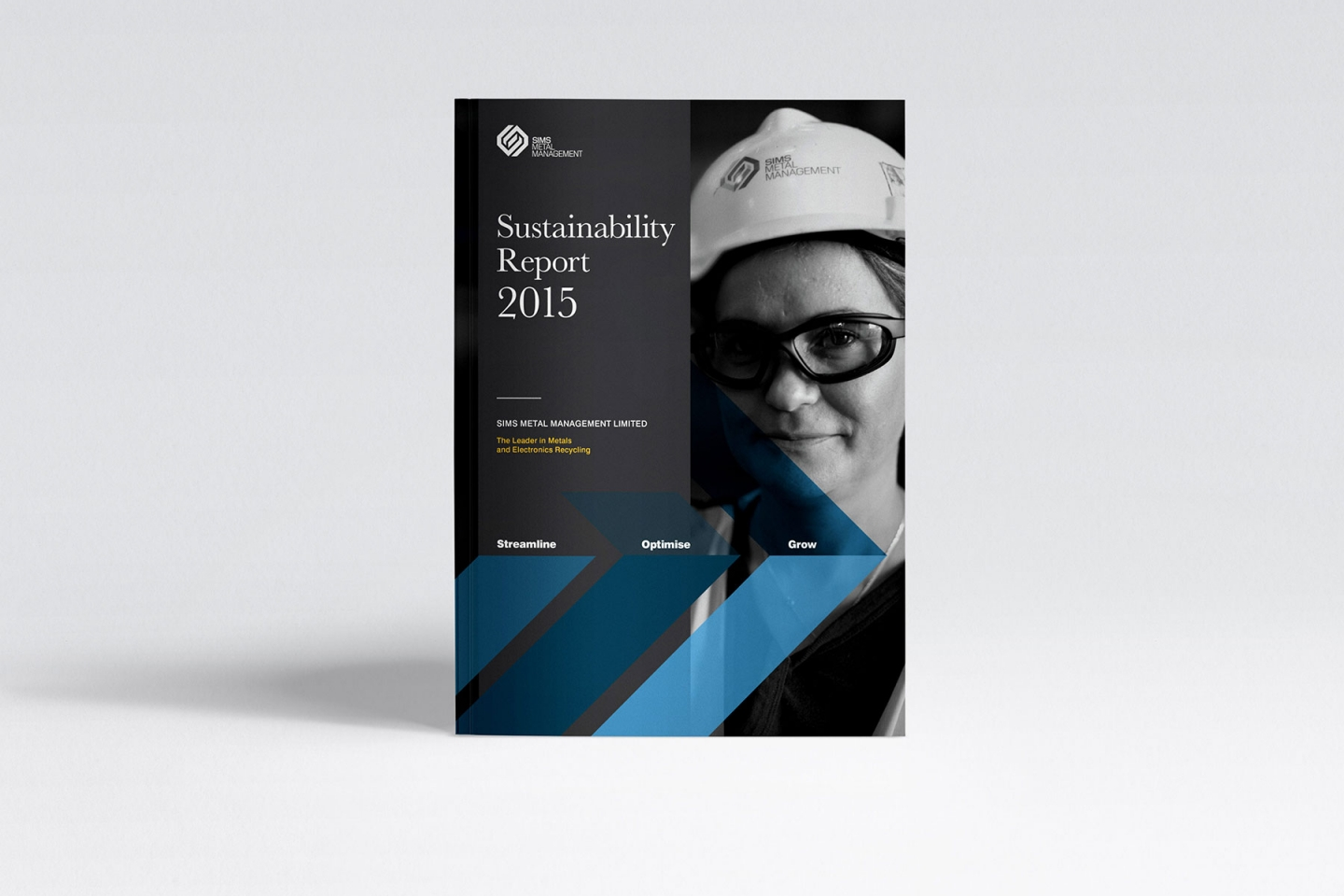 Sims Metal Management: Sustainability Report 2015