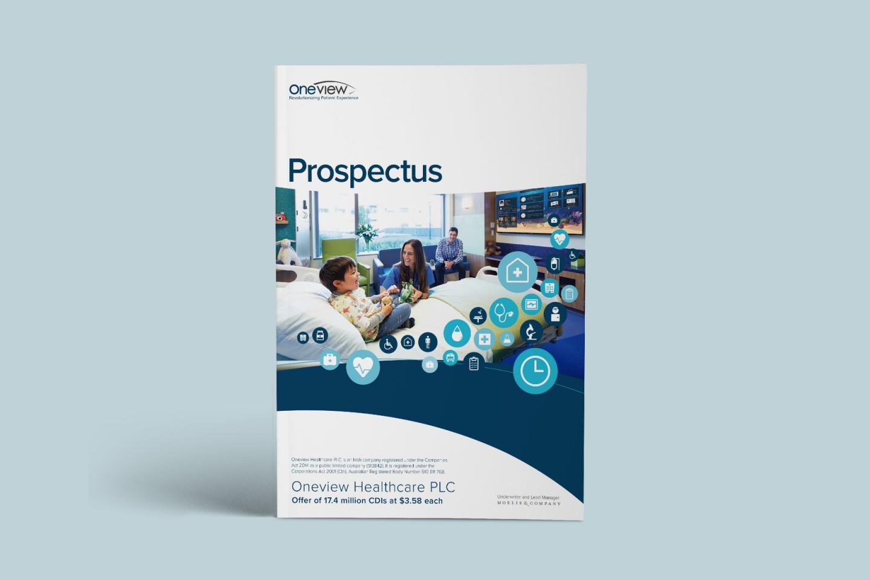 Oneview: Prospectus