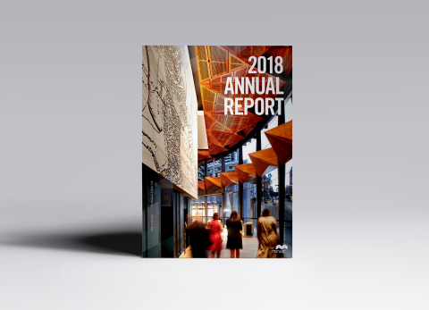 Mirvac Group: Annual Report 2018