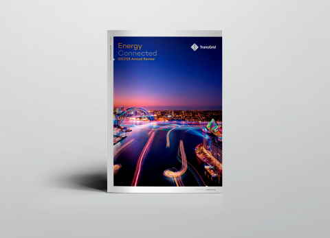 Transgrid: Annual Review 2018