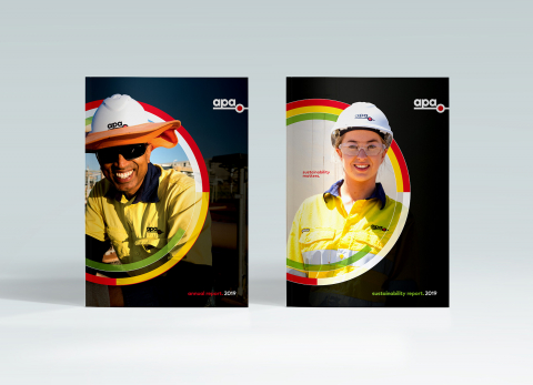 APA Group: Annual Report + Sustainability Report 2019