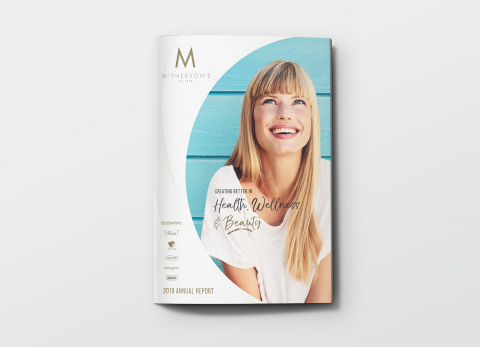 McPhersons: Annual Report 2019