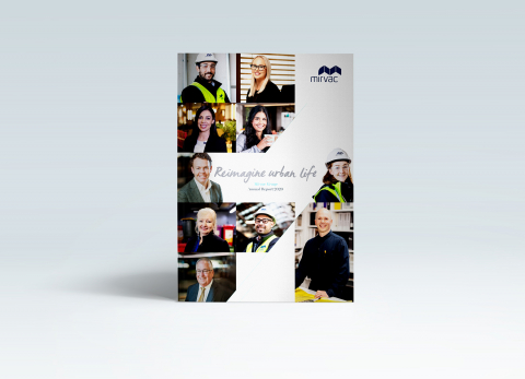 Mirvac Group: Annual Report 2020