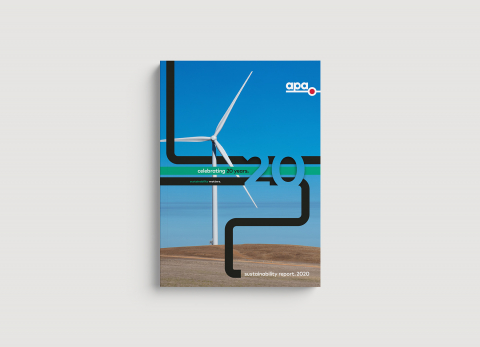 APA Group: Sustainability Report 2020