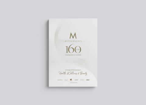 McPhersons: Annual Report 2020